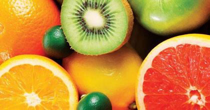 میوههایی که باید با پوست خورد