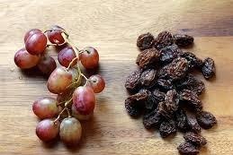 کم خونی خود را با خوردن انگور و مویز جبران کنید