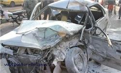 مرگ بیش از ۱۳ هزار نفر بر اثر تصادف رانندگی از ابتدای امسال در کشور