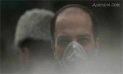 شرایط ناسالم هوای تهران فردا نیز ادامه دارد