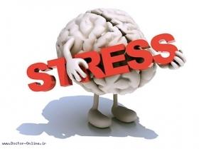 استرس دشمن قلب است
