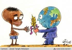 بیش از ۸۰۰ میلیون نفر در دنیا از گرسنگی رنج میبرند